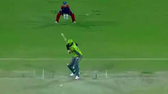 PSL 2021: Watch David Wiese take Lahore to victory against Karachi on home ground