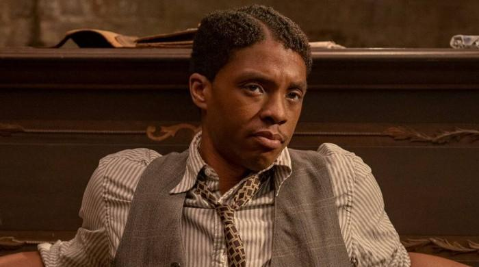 Chadwick Boseman wins Golden Globe for best actor posthumously