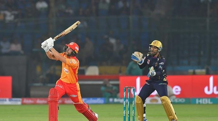 PSL live cricket score, Match 12: Quetta Gladiators vs Islamabad United
