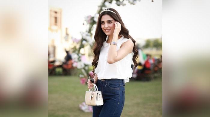 Maya Ali turns heads in latest snaps