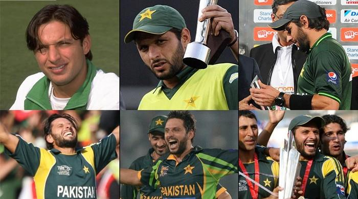 'Happy Birthday Lala': Throwback to legendary Shahid Afridi's feats