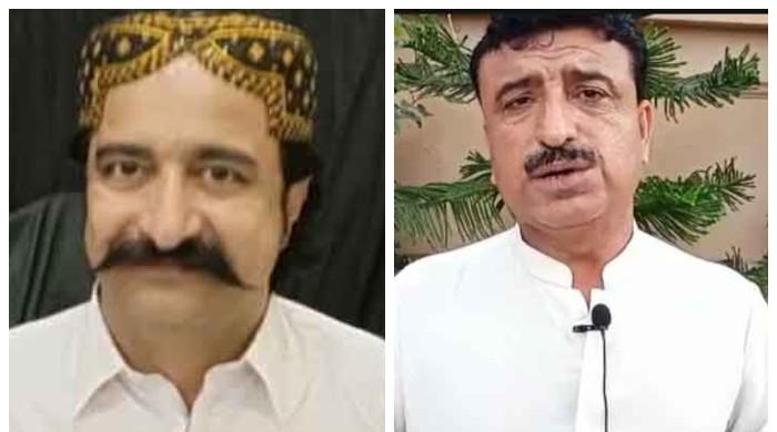 Two PTI MPAs from Sindh lash out at party's Senate candidates
