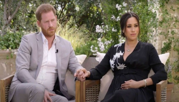 Gayle King reacts to Oprah Winfreys best interview with Meghan Markle, Prince Harry - Geo News