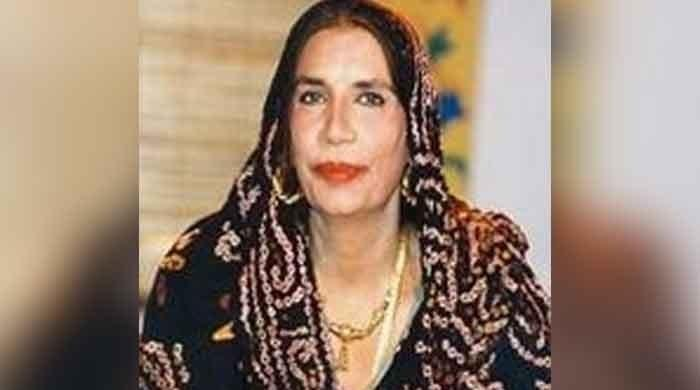 Legendary singer Reshma's son dies