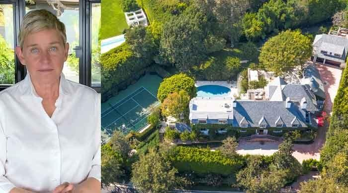 Ellen DeGeneres' recently bought Beverly Hills estate back on market
