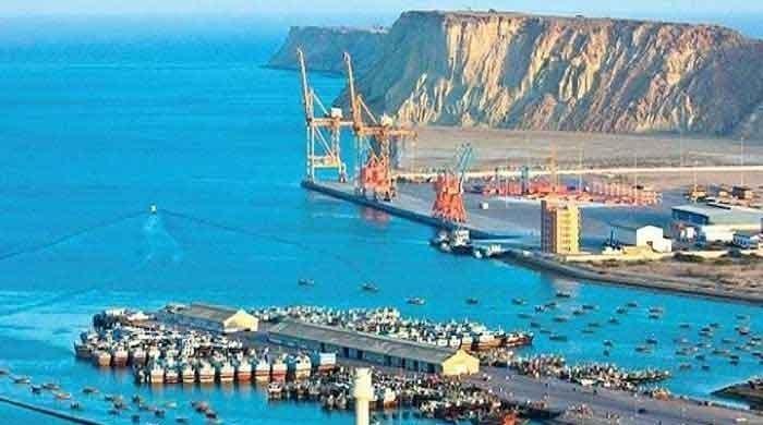 Gwadar and CPEC development work speed up