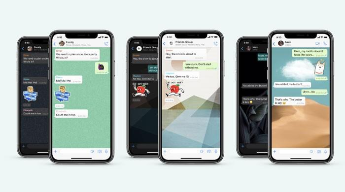 Users can now create wallpapers on WhatsApp to avoid 'mix ups'