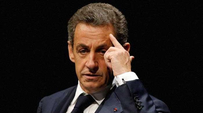 France hands three-year jail term to ex-president Nicolas Sarkozy over corruption