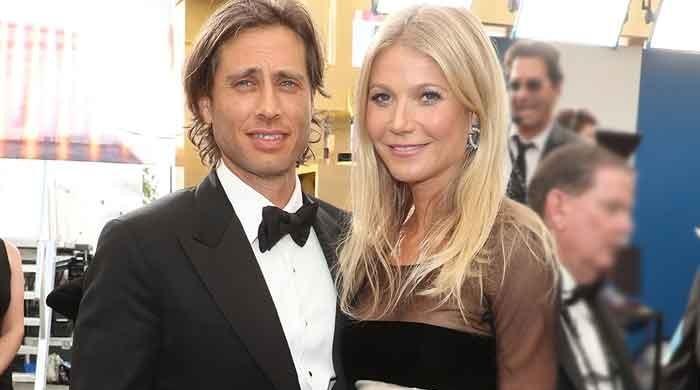 Gwyneth Paltrow celebrates her husband Brad Falchuk's 50th birthday with fans