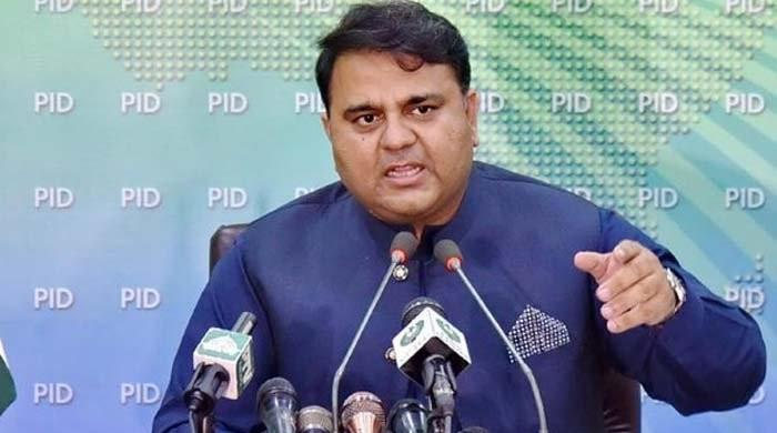 Senate polls: Fawad Chaudhry says Hafeez Shaikh would get over 180 votes