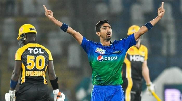 Shahnawaz Dahani's journey from the uneven cricket fields of Larkana to the limelight of PSL