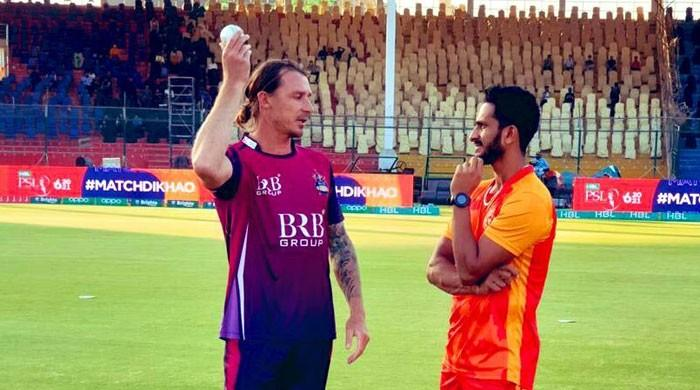 PSL 2021: Hasan Ali says South Africa's Dale Steyn is his favourite