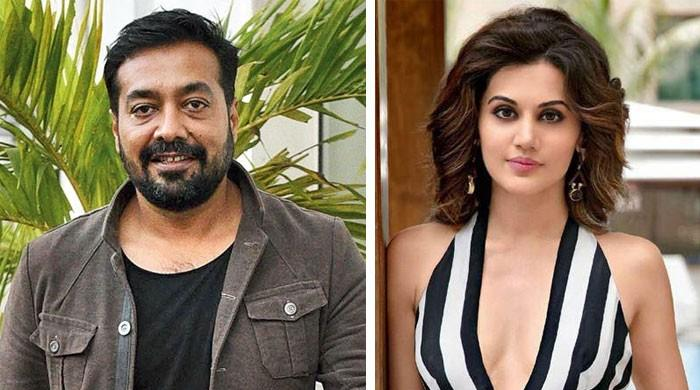 Taapsee Pannu and Anurag Kashyap's homes raided over alleged tax evasion