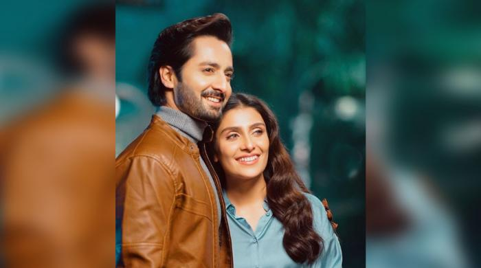 Ayeza Khan, Danish Taimoor's loved-up snaps leaves fans swooning
