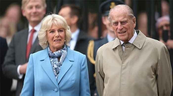 Duchess Camilla shares update on Prince Philip's health
