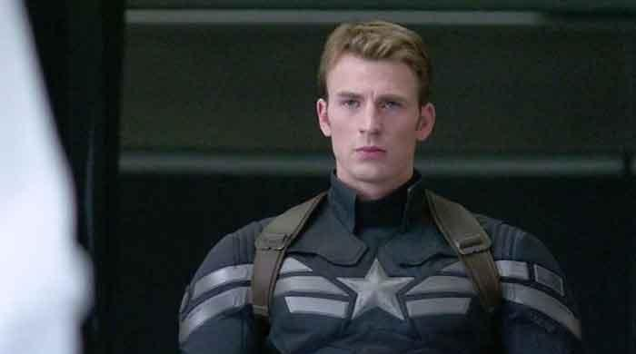 Chris Evans shares video from the sets of 'Captain America: The First Avenger'