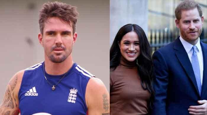 Kevin Pietersen defends Prince Harry and Meghan Markle