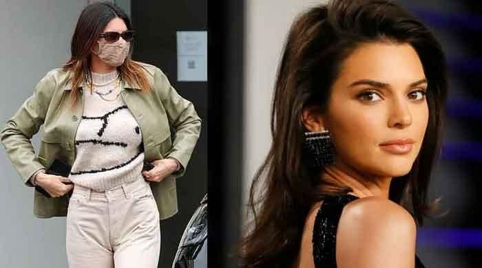 Kendall Jenner shows off her grace during her latest outing with pals
