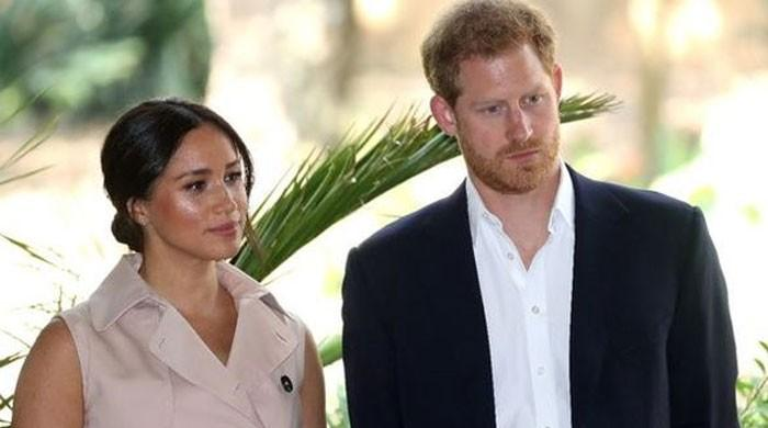 Royal family bracing for 'explosion' after Prince Harry, Meghan Markle interview