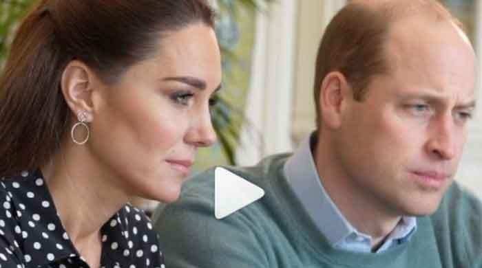 Kate Middleton and Prince William release new video for royal fans