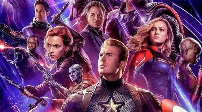'Avengers' star reacts to WandaVision finale