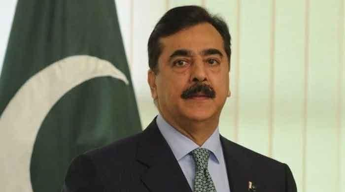 PTI asks ECP to not issue Yousuf Raza Gilani's victory notification