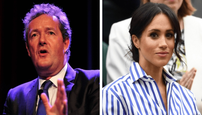 Piers Morgan annihilated over questioning racist attack on Meghan Markle, Archie