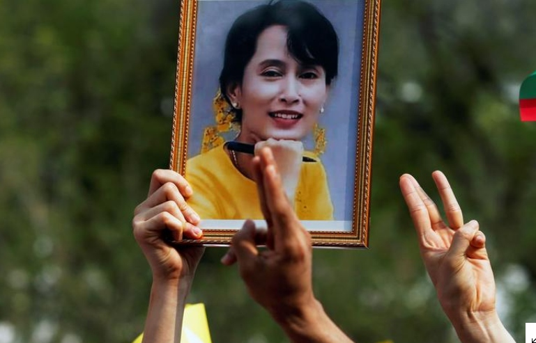 Suu Kyi accepted illegal payments of $600,000, plus gold, says Myanmar junta
