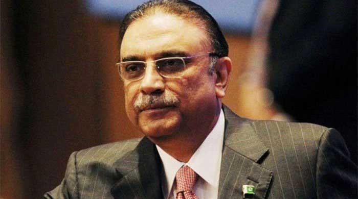 Asif Ali Zardari: From Mr 10% to Mr President