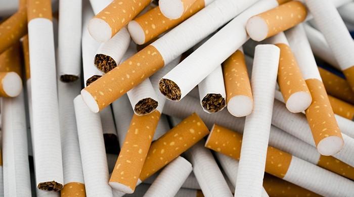 FBR seizes over half a million illegal cigarettes near Islamabad