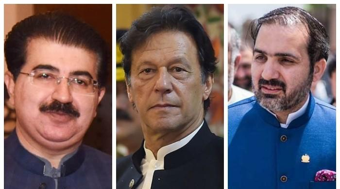 PM Imran Khan congratulates Sadiq Sanjrani, Mirza Mohammad Afridi for securing top Senate slots