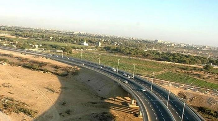 Sindh govt decides to change route of Malir Expressway