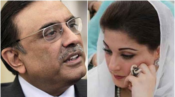 Zardari apologises to Maryam over remarks about Nawaz in PDM meeting