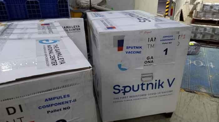 Sputnik V vaccine imported in Pakistan at a cost price of $22.5 per dose: report