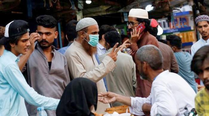 Four more areas in Karachi's District Central undergo micro-smart lockdowns
