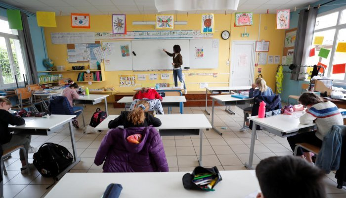 Schools might close for 4 weeks after coronavirus cases rise in France