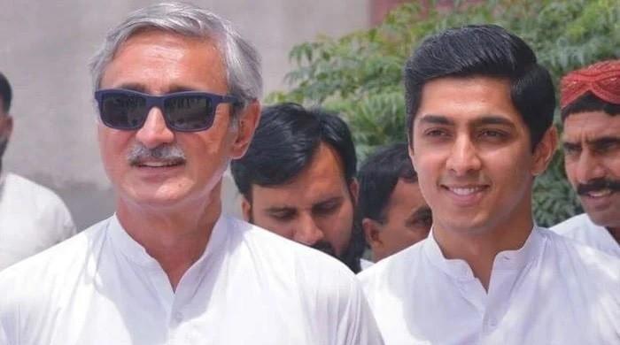 Alleged fraud, money laundering cases registered against Jahangir Tareen, son