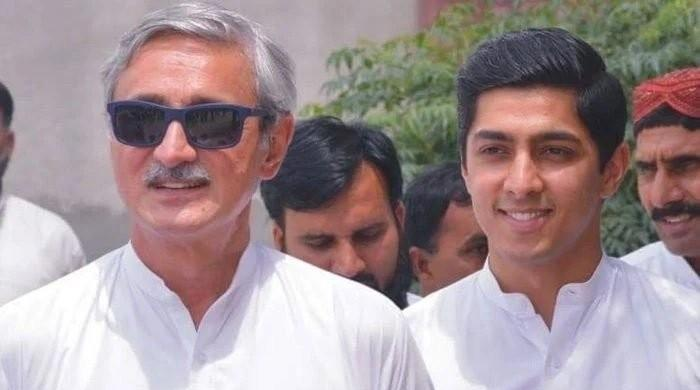 Jahangir, Ali Tareen secure interim bail from banking court in Lahore