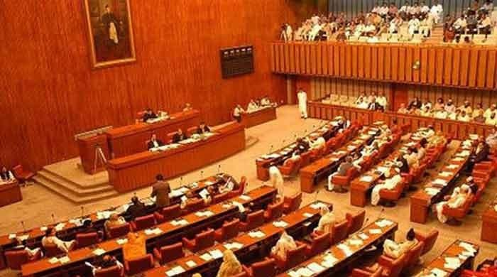 Five parties demand allotment of separate Opposition benches as Senate meets for first session