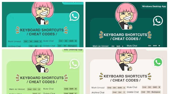 'Cheat codes': WhatsApp rolls out short keys for Android, iOS users