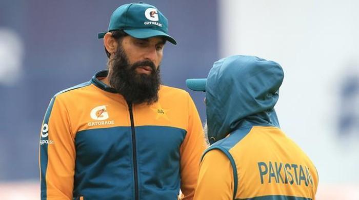 Babar Azam's captaincy skills improving with time, says coach Misbah-ul-Haq