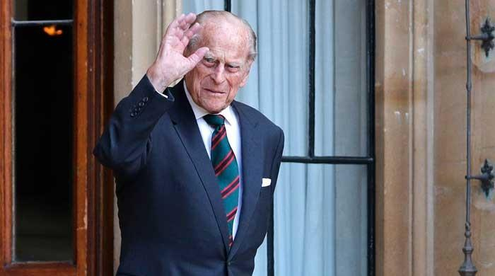 UK's Prince Philip, Duke of Edinburgh and husband of Queen Elizabeth II, passes away