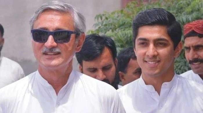 36 bank accounts belonging to Jahangir Tareen, family frozen