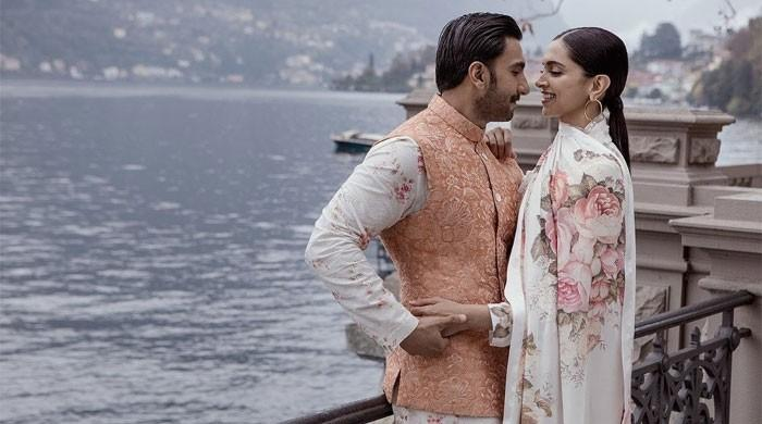 'Proudest husband' Ranveer Singh waxes lyrical about wife Deepika Padukone