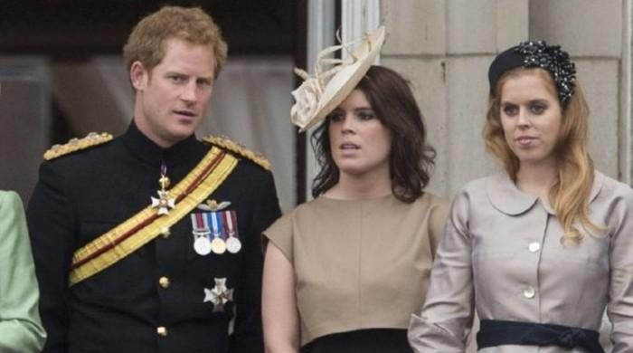 Prince Harry has been in touch with his cousins after Prince Philip's death