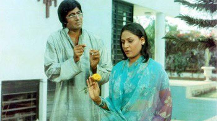 Amitabh Bachchan celebrates 46 years of film 'Chupke Chupke'