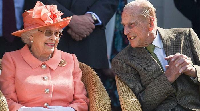 Queen Elizabeth breaks silence on Prince Philip's death