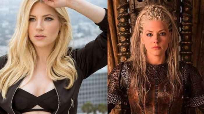 'Vikings' Lagertha to appear on 'Jimmy Kimmel Live' on Tuesday
