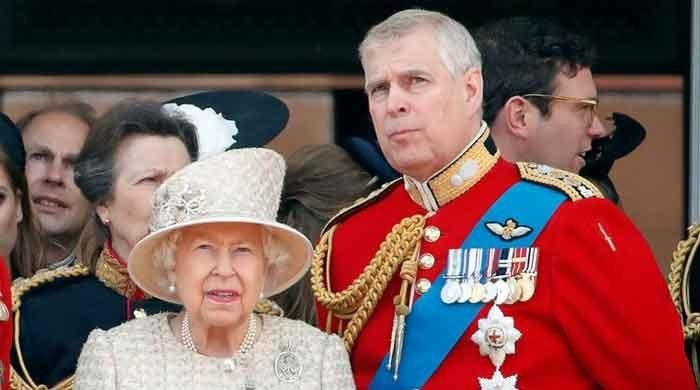 Prince Andrew says Queen Elizabeth feels 'huge void' at death of husband