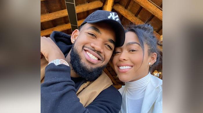 Jordyn Woods touches her beau Karl-Anthony Towns' heart with tribute to late mother